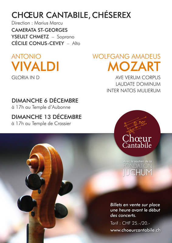 Affiche Cantabile 2015